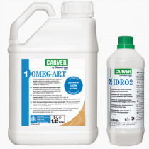 PACK Two-component polyurethane finish OMEG-ART